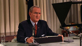 Poverty in the U.S. Was Plummeting—Until Lyndon Johnson Declared War On It