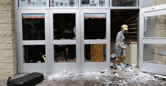 """Shattered Windows"" - The Fallacy of Rioting Ever Being Good for the Economy...or Anyone"