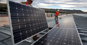 Solar Panels Produce Tons of Toxic Waste—Literally