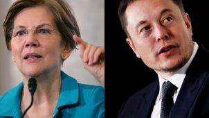"Elon Musk is proof that Warren's ""Wealth Tax"" is a terrible idea"