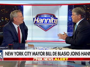 Hannity made De Blasio put Socialism on display last night | Here are 6 of his flawed ideas