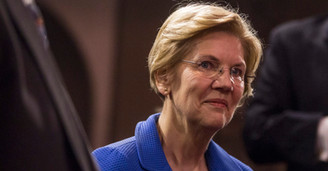 """Warren Wants To Make """"Lying"""" a Crime On Social Media - While Also Pushing Fake Stats Daily"""