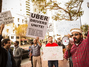 "California Starts the Destruction of Uber & Lyft | Ends ""Independent Contractor"" Status"