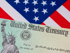 """The """"Stimulus"""" is not your money- It's an advance on your grandchildren's money"""