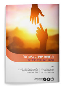 Individual giving in Israel, 2019, Q2 (Heb)
