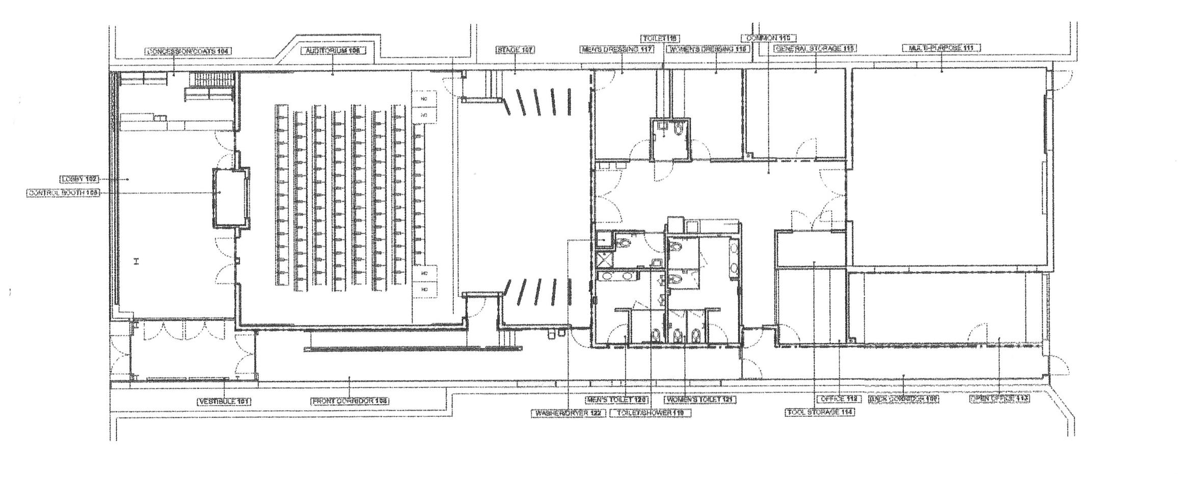 Broadway Floorplan