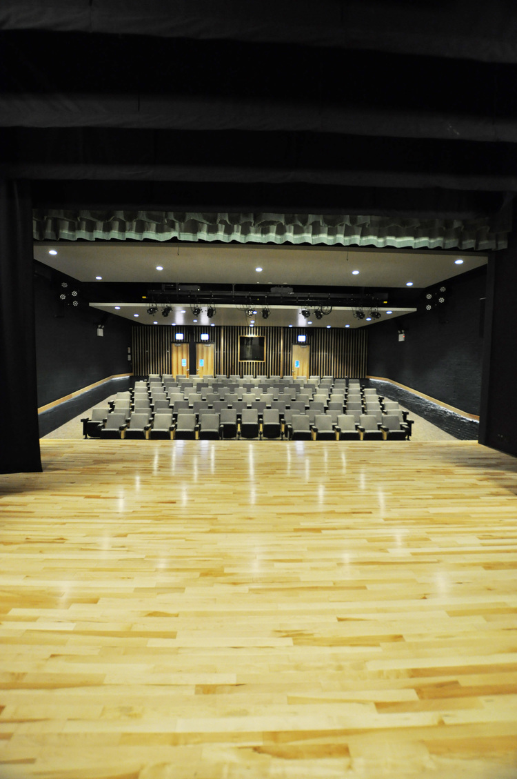 "The ""Broadway"" Stage"