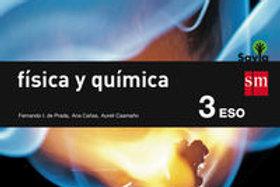 FISICA Y QUIMICA 3º.ESO.TRIMES.(SAVIA)