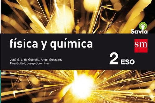 FISICA Y QUIMICA 2ºESO.(SAVIA)