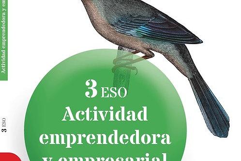 ACTIVIDAD EMPRENDEDORA EMPRESARIAL 3ºESO