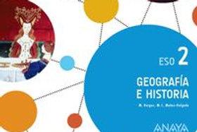 GEOGRAFIA HISTORIA 2ºESO.*C.LEON* (APRENDER)