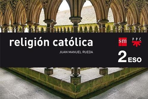RELIGIÓN 2º ESO AGORA.(SAVIA)