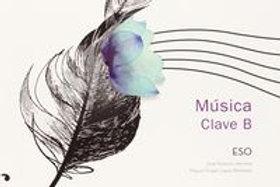 MUSICA (CLAVE B) 3º.ESO (+CD)