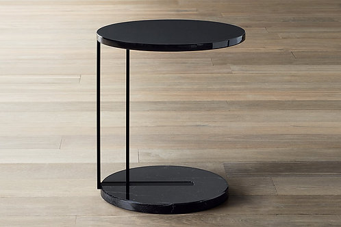 Ralf side table-black