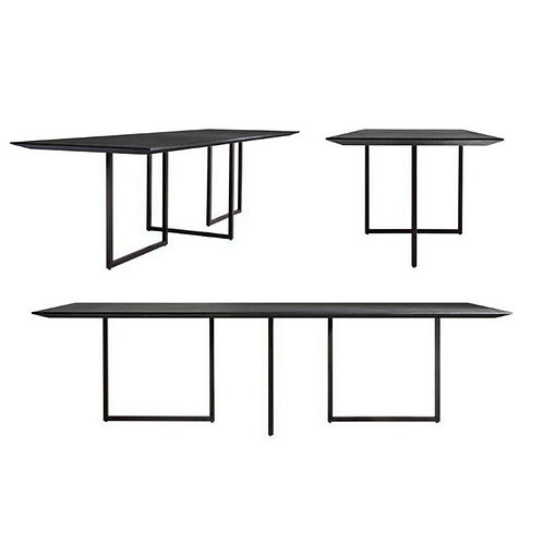 Driade gazzele dining table
