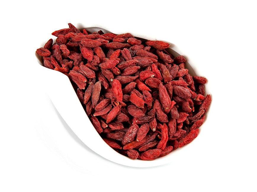 ягоды годжи сушеные химический состав