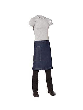 Medium Denim Apron with pocket