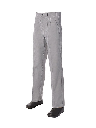Mens Classic Fitted Trousers