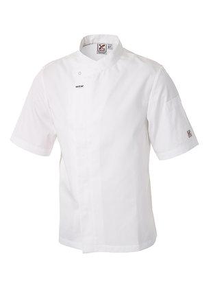 Food Preparation Jacket - Short Sleeves