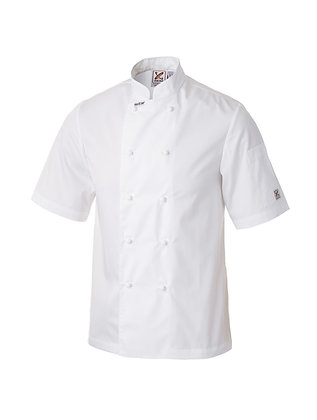 Traditional Chef Jacket - Short Sleeves