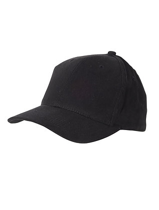 Baseball Cap - Brushed Cotton
