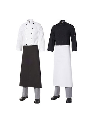 Long Apron No Pocket