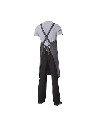 Crossback Apron with Pocket