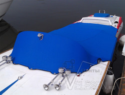 Тент на яхту