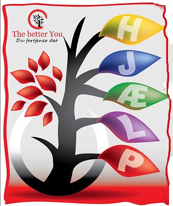 Hjælpemodellen - The better You - 5 temaer til borgere med smerter