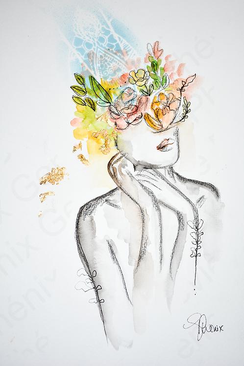 L'âme en fleur