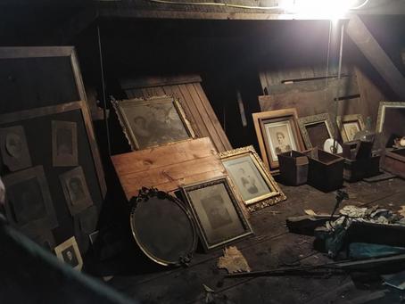 Century-Old Photography Studio Found in Attic
