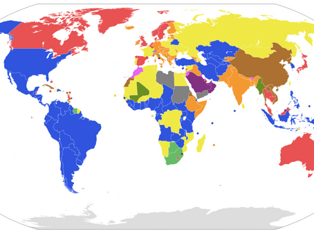 Modern Government Systems in the World