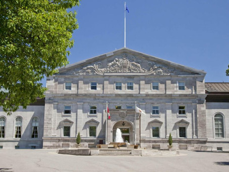 Scandal In Rideau Hall
