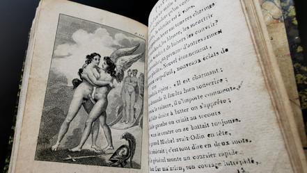 ÉVARISTE DE PARNY  La Guerre des  Dieux  S.n., Paris, 1830  950 €