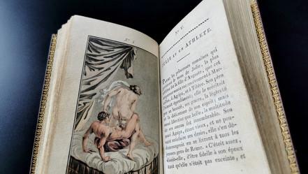 CROZE-MAGNAN/ COINY  L'ArÉtin D'AUGUSTIN CARRACHE  S.n., A la Nouvelle Cythère [Paris], 1798  9500 €