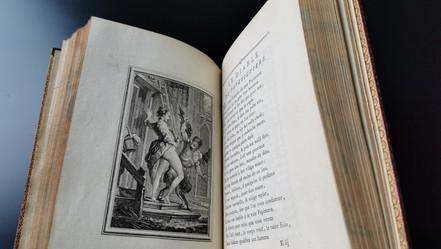 Jean de la Fontaine  Contes et  Nouvelles en vers  Paris, Barbou, 1762 Reliure Derome le Jeune  5900 €