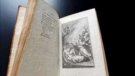Michel-Jean Sedaine  LA TENTATION DE  SAINT ANTOINE  S.n. à Londres [Paris, Cazin?], 1782  VENDU