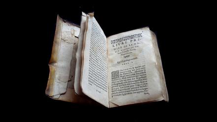 GIAMBATTISTA DELLA PORTA  La magie naturelle, divisÉe en quatre livres  Lyon, chez Jean d'Ogerolles, 1579  VENDU