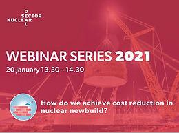 Nuclear Sector Deal Webinar Series 2021