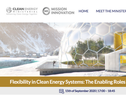 11th Annual Clean Energy Ministerial (CEM) Meeting Flexibility: The Enabling Roles of Nuclear Energy