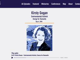Titans of Nuclear: Kirsty Gogan, Environmental Activist