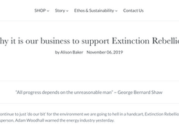 Why it is our business to support Extinction Rebellion