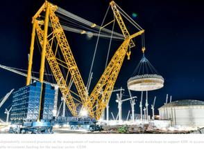 EU Sustainable Finance Taxonomy: The case to unlock sustainable funding for nuclear industry