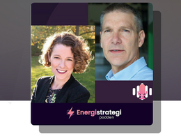 Energy Strategy Podcast: Conversation with Kirsty Gogan & Eric Ingersoll