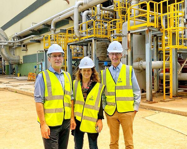 2019-Nov-KenGen geothermal plant in Keny