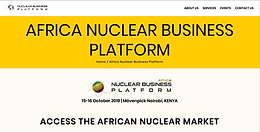 Africa Nuclear Business Platform