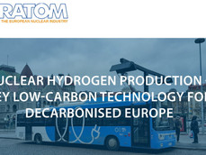 Foratom highlights nuclear's role in EU hydrogen economy