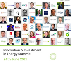 Innovation & Investment in Energy Summit