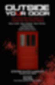 CrimeCon. Outside Your Door. Steven David Lampley.