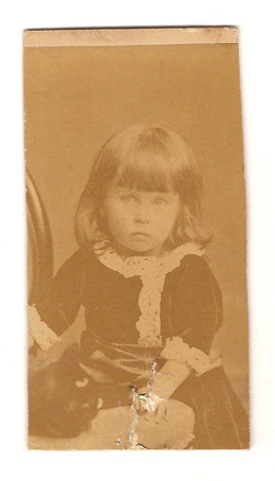 Norman O'Neill aged 2 and a half years